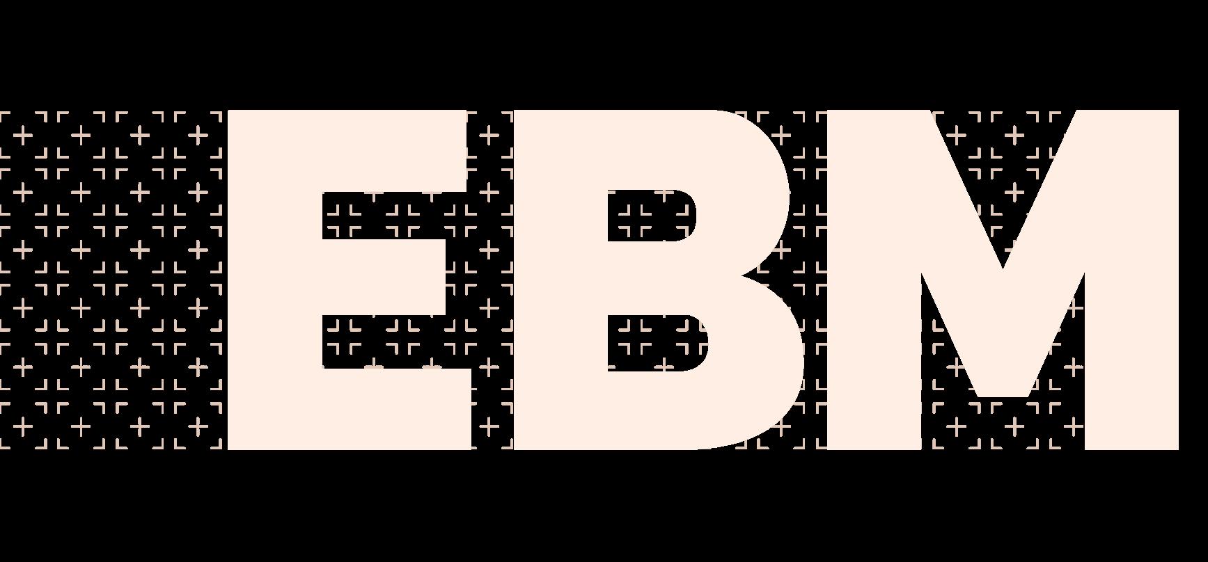 tekst EBM